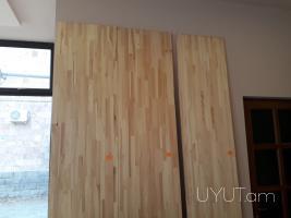 Շթեր պատրաստված մաքուր փայտից նաև ԱՊԱՌԻԿՈՎ