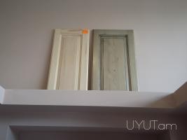 Փայտե դռներ նախատեսված կահույքի համար (ֆասադներ)