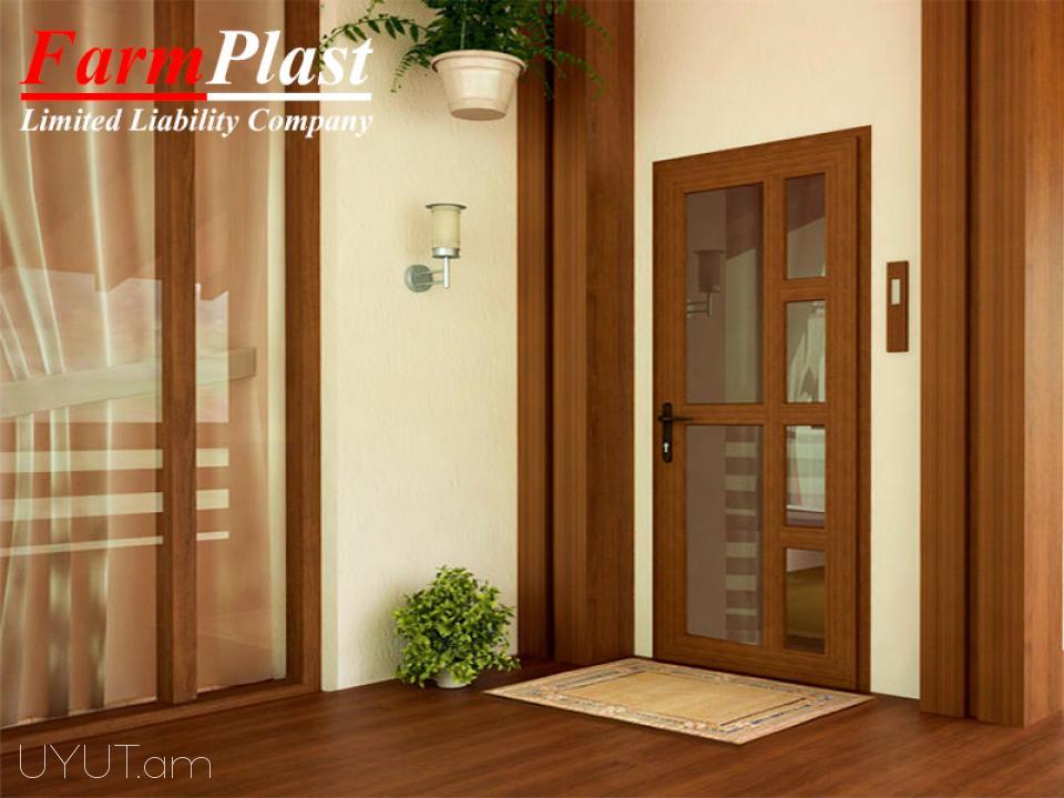 Միջսենյակային դռներ - farmplast.am