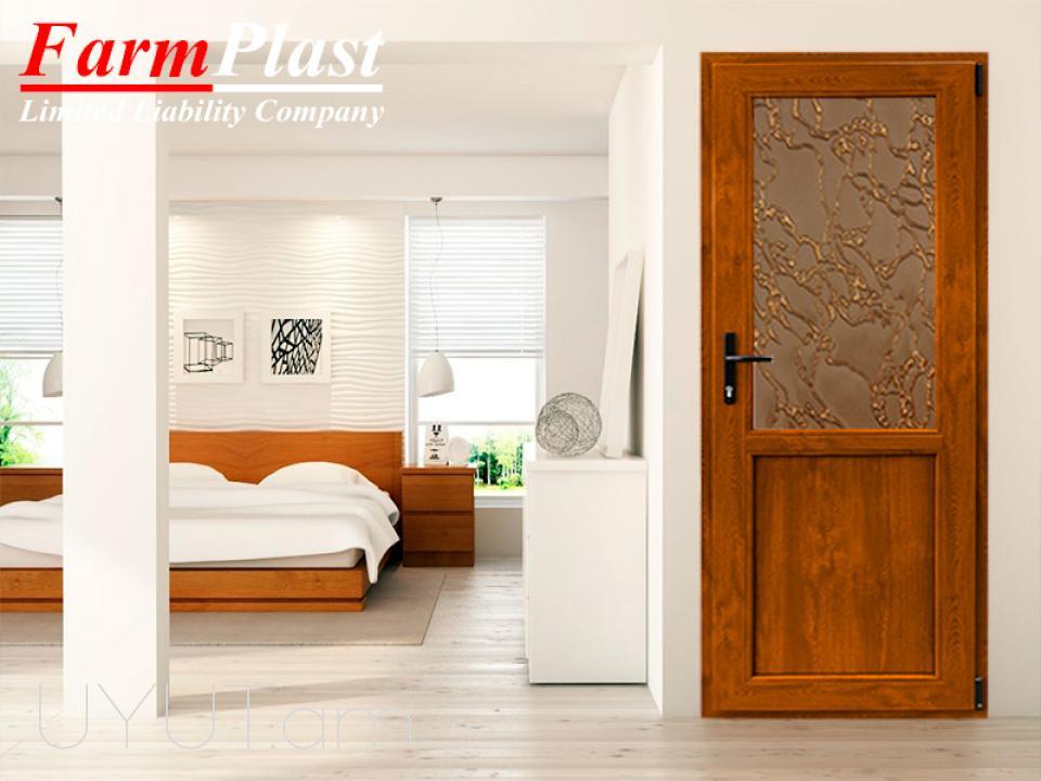 Եվրո պատուհաններ և միջսենյակային դռներ - Farmplast