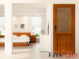 Միջսենյակային դռներ - Farmplast