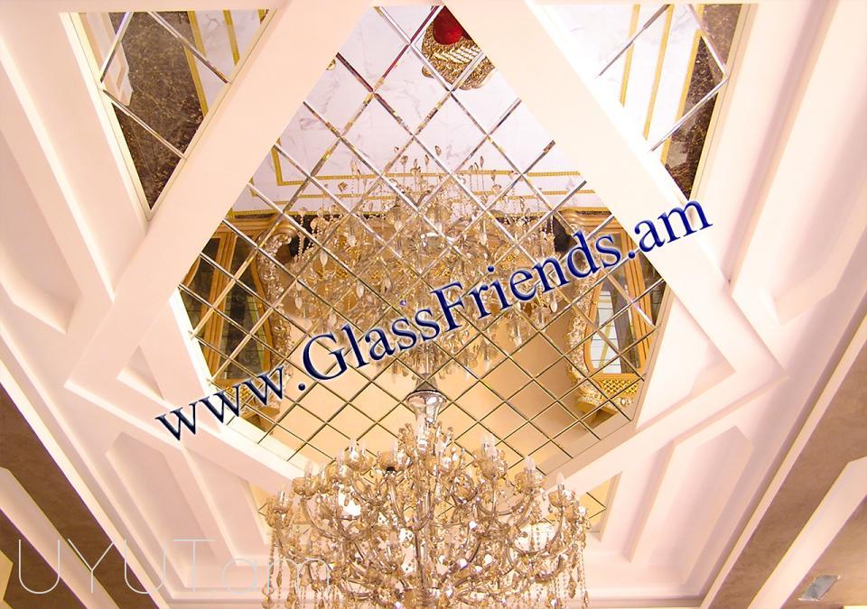 Դեկորատիվ Հայելիներ (Decorativ hayeliner) - Glassfriends