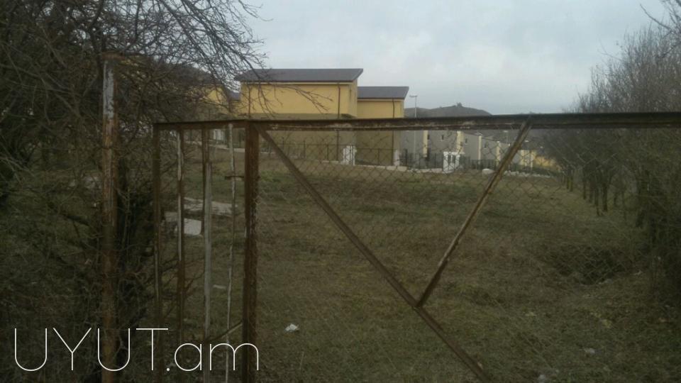 Բնակելի կառուցապատման հողատարածք Դիլիջանում