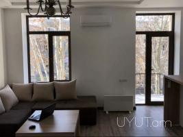 1 սենյականոց բնակարան Տերյան Իսահակյան խաչմերուկի մոտ, 3րդ հարկ