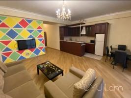 2 սենյականոց վարձով բնակարան Արամ Կողբացի խաչմերուկի մոտ, Կենտրոն, նորակառույց, 4րդ հարկ