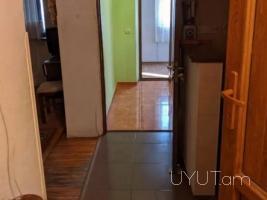 Վարձով բնակարան Շինարարներ փողոցում 1 սենյակը ձևափոխած 2-ի, Աջափնյակ, 3րդ հարկ