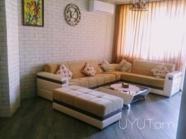 3 սենյականոց գեղեցիկ բնակարան Կիևյան փողոցում, Արաբկիր, Վարձ. 5րդ հարկ