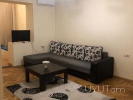2 սենյականոց վարձով բնակարան Աղբյուր Սերոբի փողոցում, Արաբկիր, 2րդ հարկ