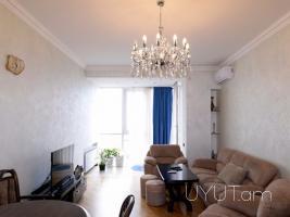 3 սենյականոց վարձով բնակարան նորակառույց շենքում Նաիրի Զարյան փողոց, 9րդ հարկ