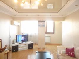 3 սենյականոց գեղեցիկ բնակարան Թումանյան փողոցում, կենտրոն, 9րդ հարկ