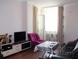 3 սենյականոց բնակարան Ռոստոմի փողոցում, նորակառույց, 79քմ, 8րդ հարկ