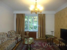 3 սենյականոց վարձով բնակարան Արաբկիրում, Կոմիտասի պողոտա, Մետրոյի մոտ, 2րդ հարկ