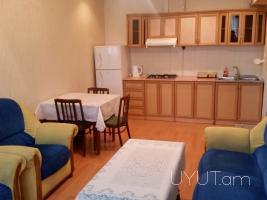 Բնակարան Սարյան փողոցում, 1 սենյակը ձևափոխած 2-ի, կենտրոն