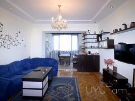 2 սենյականոց վարձով բնակարան Չարենց Սայաթ-Նովա խաչմերուկի մոտ, կենտրոն, 2րդ հարկ