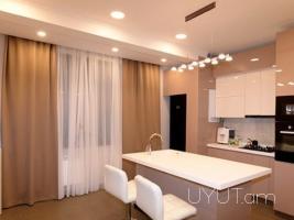 4 սենյականոց բնակարան Պարոնյան փողոցում, Կենտրոն, 110մք, 4-րդ հարկ