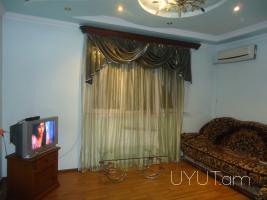 3 սենյականոց վարձով / օրավարձով բնակարան Բաղրամյան պողոտայում, Արաբկիր, 3րդ հարկ