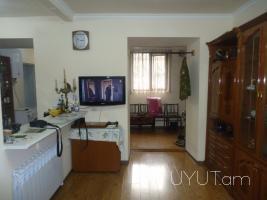 Բնակարան Փափազյան Կոմիտաս խաչմերուկի մոտ, 1 սենյականոց բնակարան ձևափոխված 2-ի 41.5մք