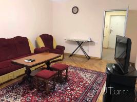 2 սենյականոց վարձով բնակարան կենտրոնում, Սարյան փողոց, 6րդ հարկ