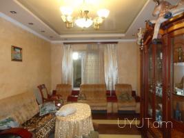 Թումանյան փ. 2-րդ գիծ, 3 սենյականոց բնակարան, կիսանկուղ, Կենտրոն