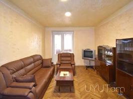 Կենտրոն Արշակունյաց պողոտա 2 սենյականոց վարձով բնակարան ձևափոխված 3-ի