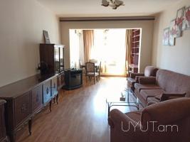 Վարձով 2 սենյականոց բնակարան Վարդանանց փողոցում, կենտրոն, 7րդ հարկ