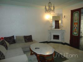 Օրավարձով 3 սենյականոց բնակարան Սայաթ-Նովա Պողոտայում 4-րդ հարկ