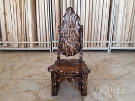 Հնաոճ կահույք աթոռ սեղան