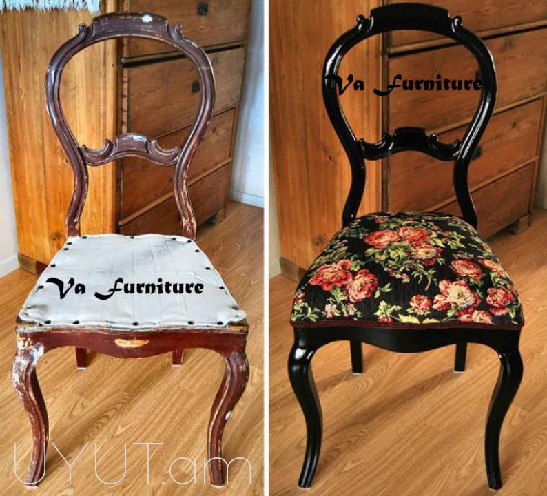 Սեղաններ , աթոռներ (Va Furniture)