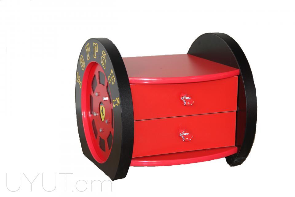 Տումբա Ferrari