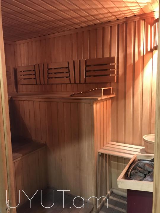 Sauna jakuzy massage