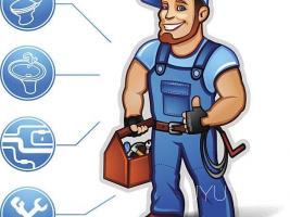 Santexnik / Elektrik 24/7 House Service Կենցաղային Օգնություն Бытовая Помощь