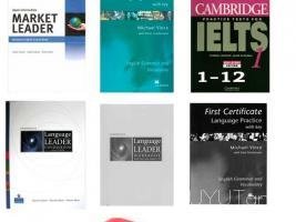 Անգլերեն լեզվի ուսուցողական գրքեր PDF և CD ֆորմատով Destination B1,2,C1,2